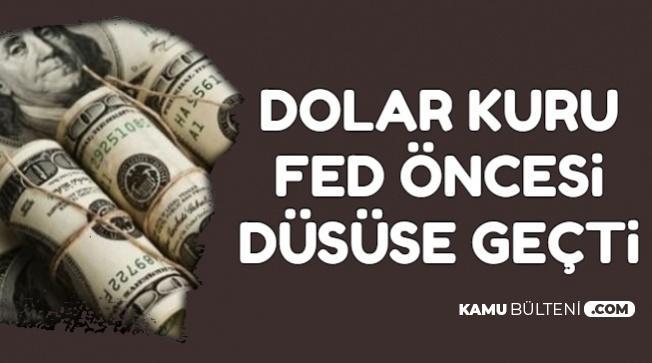 Fed Öncesi Dolar Düşüşe Geçti-18 Eylül 2019 Güncel Döviz Kuru ve Altın Fiyatları