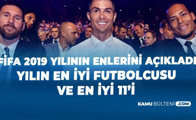 Fifa Yılın Futbolcusu, 2019 Yılının En İyi Golü (Puskas), 2019 Fifa En İyi Teknik Direktörü ve Fifa Yılın 11'i Belli Oldu