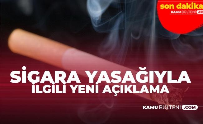 İçişleri Bakanlığı'ndan Özel Araçlarda Sigara Yasağıyla İlgili Açıklama!