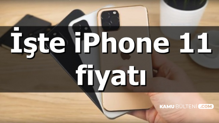 iPhone 11 Fiyatı Açıklandı-İşte Tanıtım Saati ve Yorumları