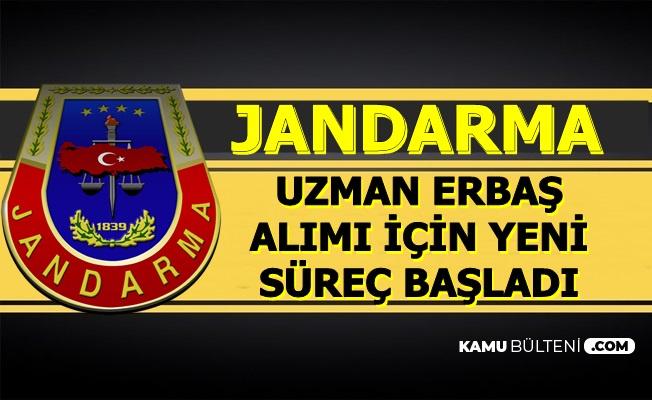 Jandarma Uzman Erbaş Alımında Yeni Süreç Başladı 2019