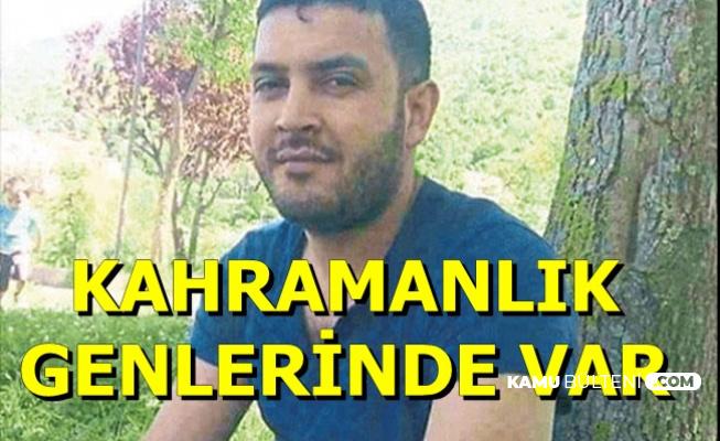 'Kahramanlık Genlerinde Var' Halil Halisdemir'den Acı Haber