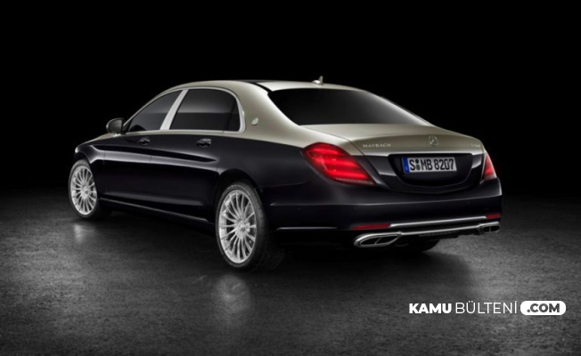 Mercedes S600 MaybachFiyatı ve Özellikleri