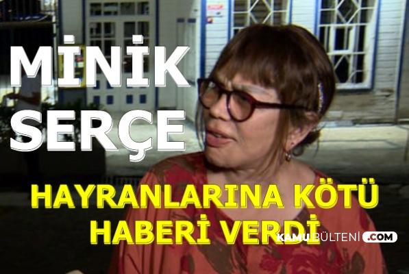 Minik Serçe'den Hayranlarına Kötü Haber