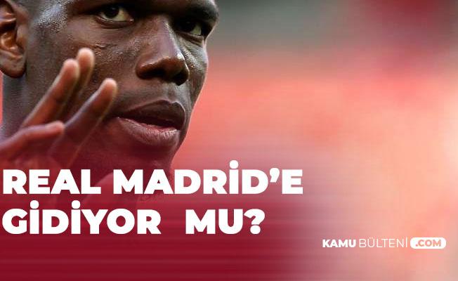 Pogba Real Madrid'e Gidecek Mi? Flaş Açıklama