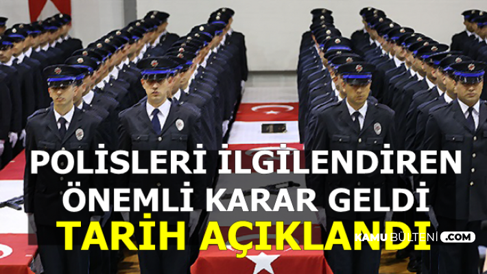 Polisleri İlgilendiren Önemli Karar: 12/12 Bitti-8/24'e Geçiliyor