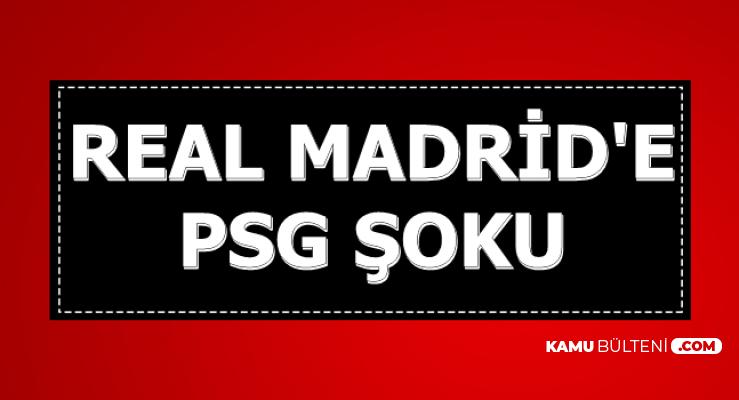 Real Madrid PSG Maç Sonucu