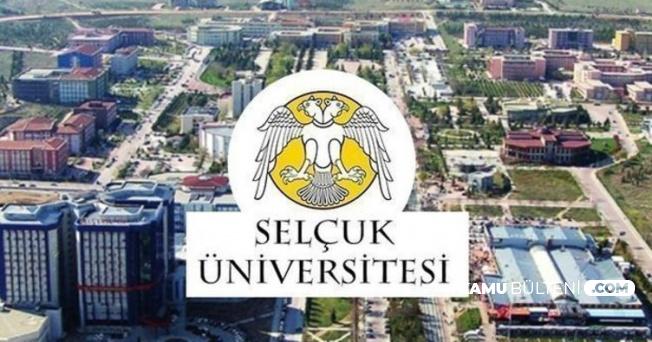 Selçuk Üniversitesi'ne KPSS'siz Canlı Model Alımı
