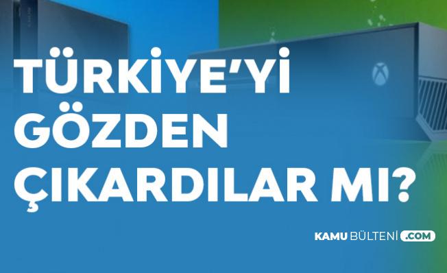 Xbox ve Playstation Sahipleri Türkiye Ofislerinden Şikayetçi! Oyun Fiyatları ve Türkçe oyunlariçin Girişim Sıfır!