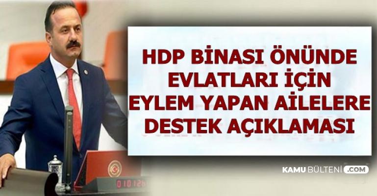 Yavuz Ağıralioğlu: Evlatlarımızı PKK'nın Elinden Kurtarmak Vazifemizdir