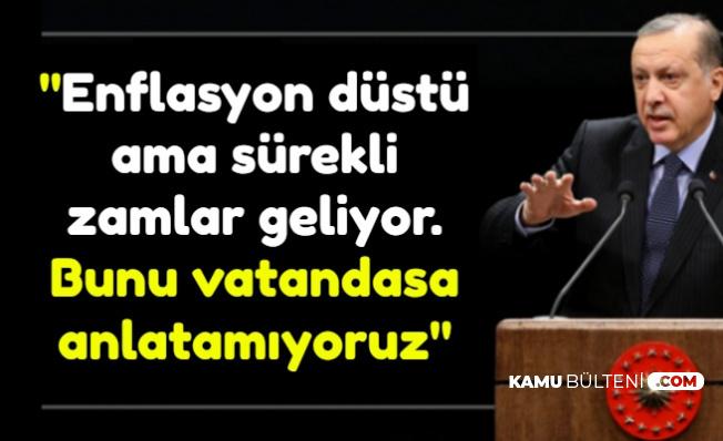 """AK Partili Vekiller: """"Zamları Vatandaşlara Anlatamıyoruz"""""""