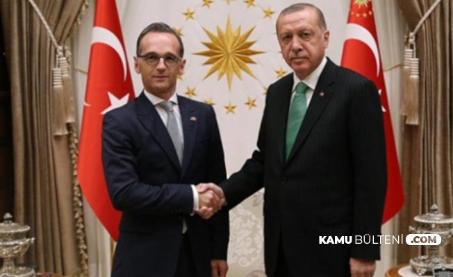 Alman Gazetesi Yazdı: Erdoğan O Sözlerinde Maas'la Dalga Geçti