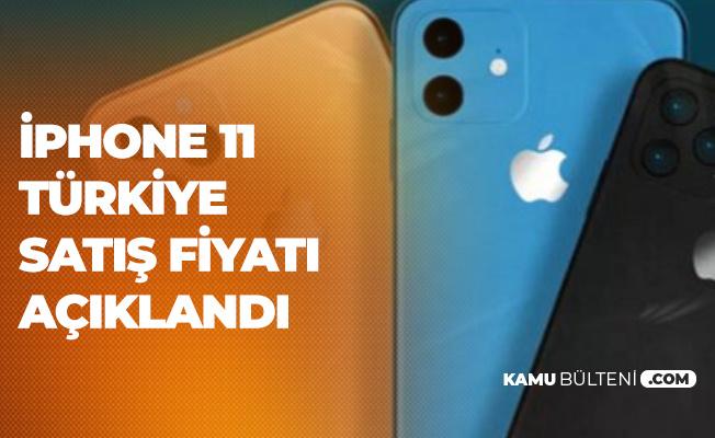 Apple iPhone 11 Türkiye Satış Fiyatı
