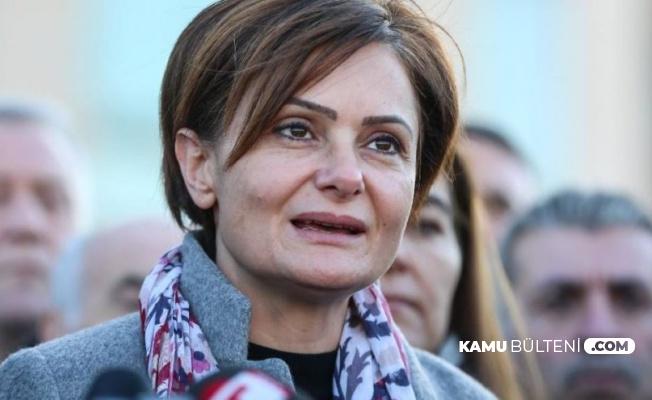 Canan Kaftancıoğlu'ndan Barış Pınarı Harekatı Açıklaması
