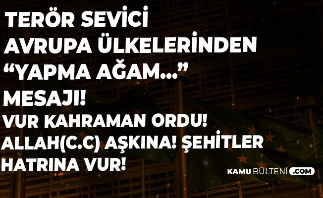 Kudurdular! 28 Ayrı Avrupa Ülkesinden Skandal Türkiye Açıklaması!