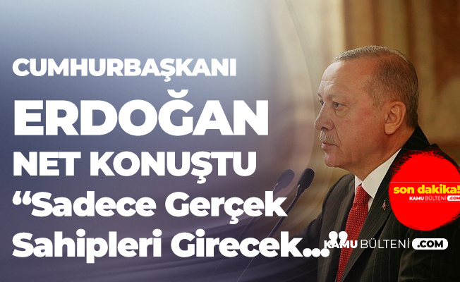 Cumhurbaşkanı Erdoğan: Münbiç Konusunda Kararımızı Uygulama Aşamasındayız