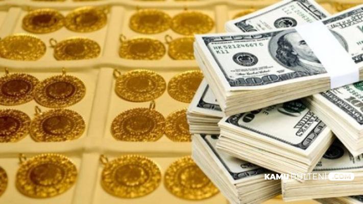 Flaş: Gram ve Çeyrek Altın Fiyatları Düşüyor