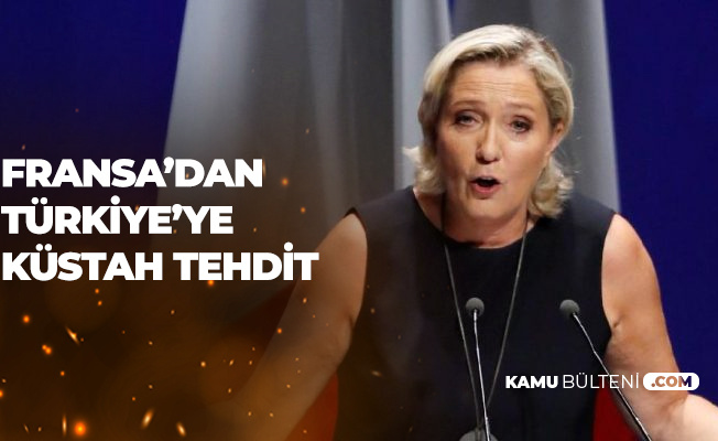 Fransa'dan Skandal Çağrı: Türkiye NATO'dan Çıkarılsın
