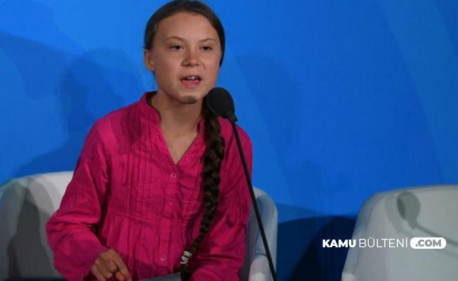 Greta Thunberg'den YPG Tweet'i