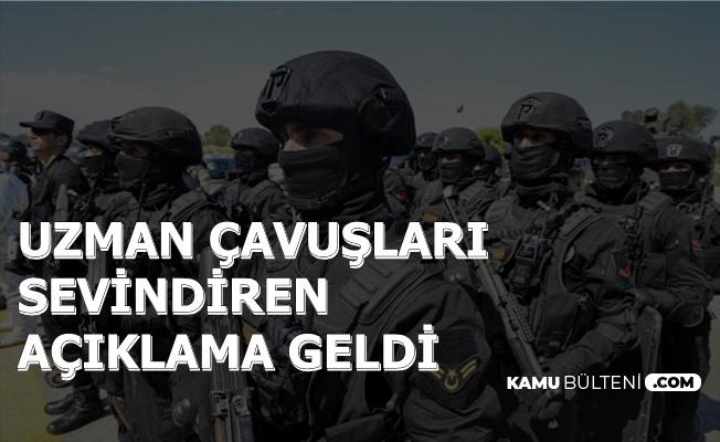 MSB ve Jandarma Uzman Erbaşlar Dikkat: Müjdeli Haber Geldi