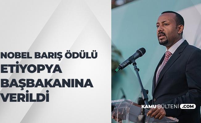 Nobel Barış Ödülünü Etiyopya Başbakanı Abiy Ahmet Ali Aldı - Abiy Ahmet Ali Kimdir?