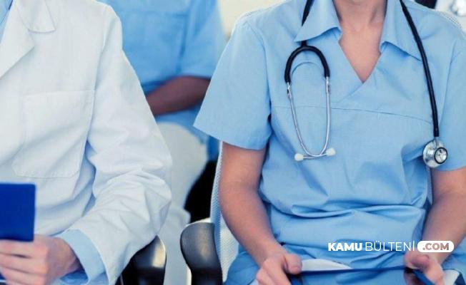 Sağlık Bakanlığı 1800 Kamu Personeli Alımı Yapıyor: Son Başvuru 30 Ekim 2019