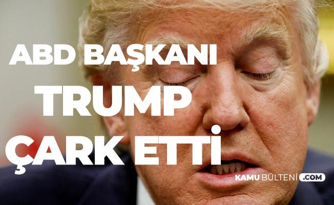 Son Dakika! ABD Başkanı Donald Trump'tan Şaşırtan Türkiye Açıklamaları