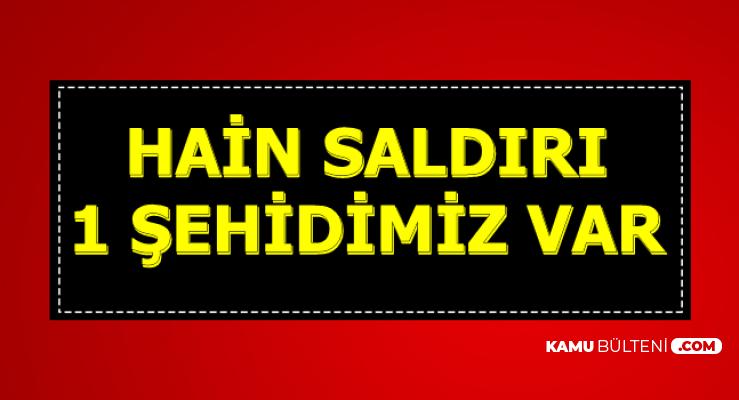 Son Dakika Haberi: Mardin Derik'te Çatışma Çıktı: 1 Şehit