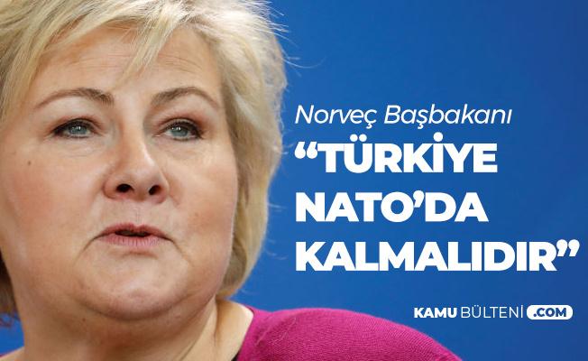 Son Dakika: Norveç ve Almanya'dan 'Türkiye' Açıklaması: Türkiye NATO'da Kalmalı Ama...