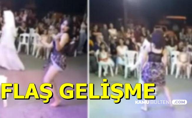 Sünnet Düğünündeki Skandal Dans ile İlgili Flaş Gelişme