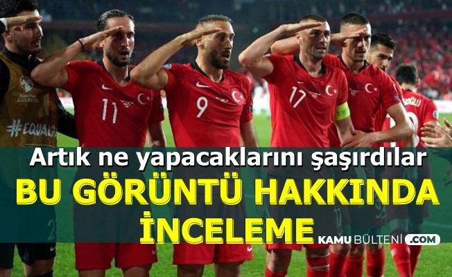 Türkiye Maçındaki Asker Selamı Hakkında İnceleme