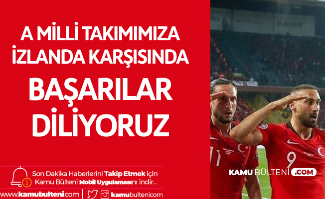 A Milli Takımın Maçı Saat 20.00'de Başlıyor! Türkiye-İzlanda Maçı TRT'de Canlı İzlenebiliyor