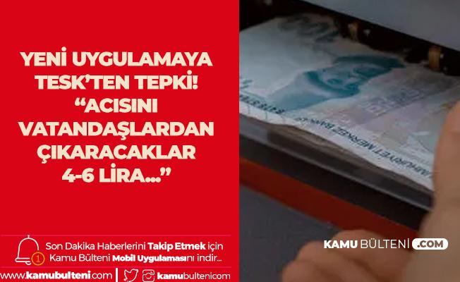 Bankalardan Yeni Hamle ! ATM'den Para Çekme Limitini Aşarsanız 6 Lira