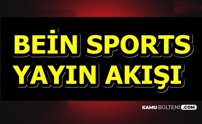 Bein Sports  Haber ve Bein Sports 1 15-16 ve 17 Kasım Yayın Akışı