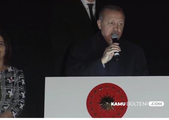 Cumhurbaşkanı Erdoğan Açıkladı: 1200 Kişiye İş İmkanı