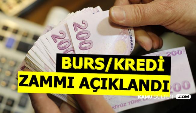 Erdoğan Müjdeledi: 2020 KYK Burs/Kredi Miktarı Açıklandı (Yüksek Lisans-Doktora-Üniversite)