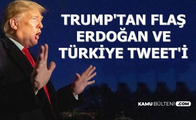 Erdoğan-Trump Görüşmesinin Detayları Açıklandı