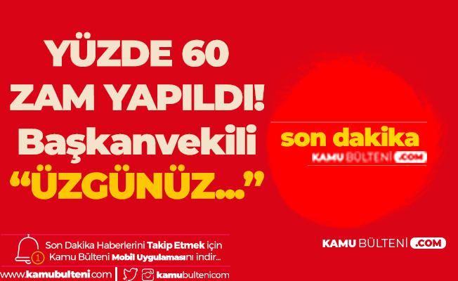 Eskişehir'de Su Fiyatlarına Yüzde 60 Zam Yapıldı! Başkan Vekili: Zamdan Dolayı Üzgünüz