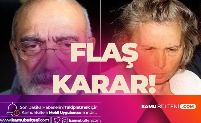 FETÖ'den Yargılanan Ahmet Altan ve Nazlı Ilıcak'ın Tahliyesine Karar Verildi