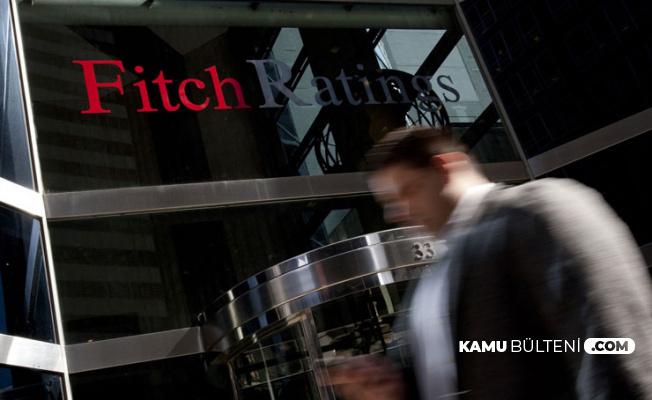 Fitch Türkiye Notunu Açıkladı (2020-2021 Büyüme ve Enflasyon Beklentisi)