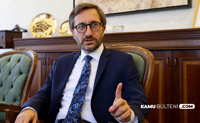 İletişim Başkanı Fahrettin Altun'dan Başörtülülere Saldırı Olayına Kınama