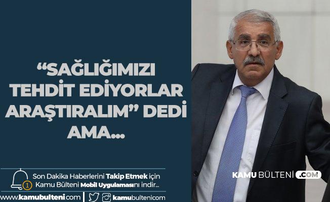 İYİ Partili Fahrettin Yokuş'un , 'Sağlığımızı Tehdit Ediyorlar, Araştıralım' Dediği Önerge Reddedildi