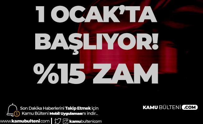 İzmir'de Su Fiyatlarına Yüzde 15 Zam Yapılacak