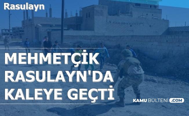 Rasulayn'da Çocukların Yüzü, Teröristler Temizlenince Güldü