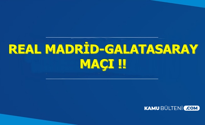 Real Madrid 6 Galatasaray 0