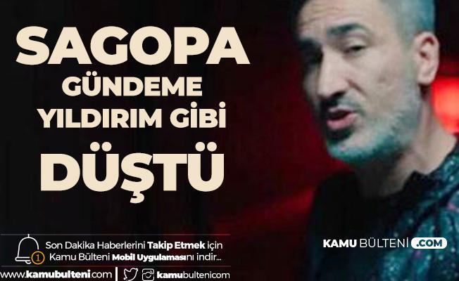 Sagopa Kajmer'in 'Toz Taneleri' Şarkısı Gündem Oldu! Sözleri Büyük Beğeni Aldı