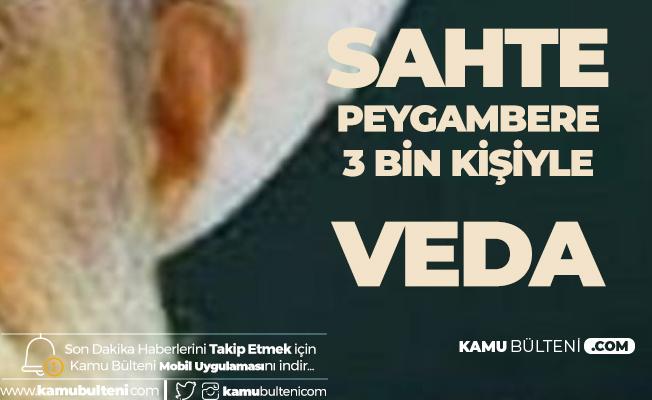 Sahte Peygamber Evrenesoğlu Bursa'da Son Yolculuğuna Uğurlandı