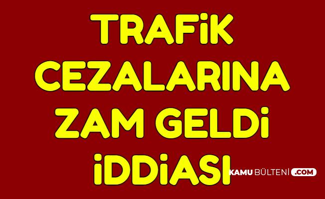 Trafik Cezalarına Zam İddiası-İşte Güncel Trafik Cezaları Listesi (Sigara-Kırmızı Işık-Hız)