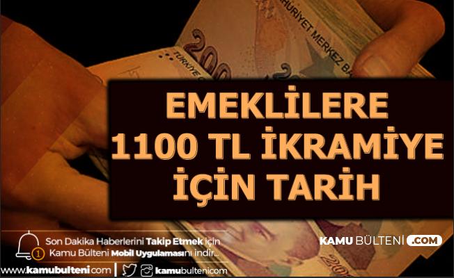 8 Bankadan Emekli Promosyon Müjdesi: 1100 TL İkramiye İçin Tarih Açıklandı