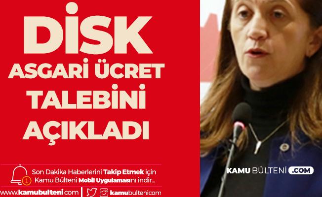 """DİSK Asgari Ücret Talebini Açıkladı! """"En Az 3 Bin 200 TL Olmalı"""""""
